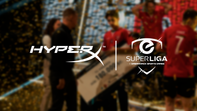 Photo of HyperX named as official provider for eSuperliga