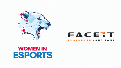 Photo of British Esports Affiliation groups with FACEIT for Ladies in Esports initiative
