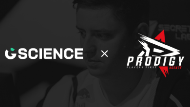 Photo of Prodigy Company names Gscience as esports efficiency and well being associate