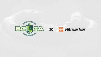 Photo of Hitmarker groups with Black Collegiate Gaming Affiliation