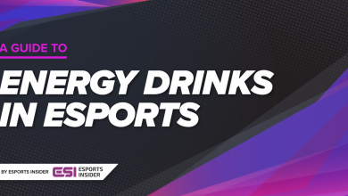 Photo of A information to: Power drinks in esports