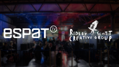 Photo of ESPAT TV companions with Ridley Scott Inventive Group, unveils launch of Inventive Collective