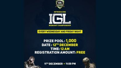 """Photo of Indian Gaming League (IGL), the primary Esports Gaming Firm to host """"Midnight Championship"""" from 12th December 2020 onwards – European Gaming Business Information"""