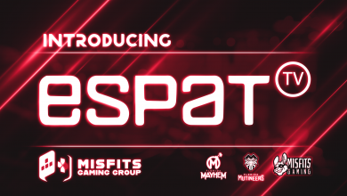 Photo of Misfits Gaming Group joins ESPAT TV's Inventive Collective