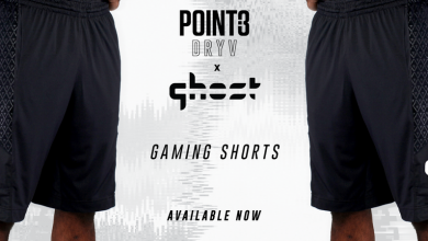 Photo of Ghost Gaming unveils partnership with POINT3