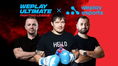 Photo of WePlay Esports launches WUFL with boxing champ Oleksandr Usyk