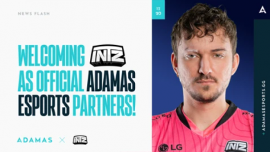 Photo of INTZ welcomes Adamas Esports as efficiency associate