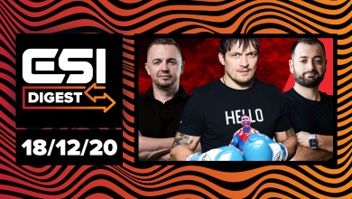 Photo of WePlay Esports and Usyk launch WUFL, FATE unveils new facility | ESI Digest #23