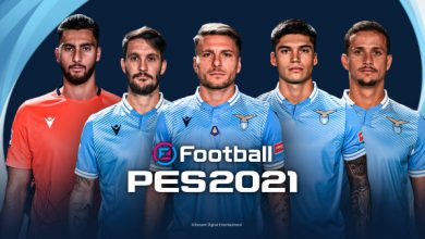 Photo of SS Lazio change into newest addition to PES by way of Konami partnership