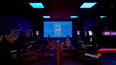 Photo of Crimson Bull Racing Esports opens sim racing facility in Milton Keynes