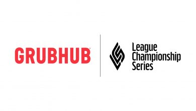 Photo of LCS names Grubhub as presenting companion