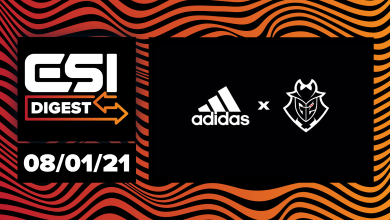Photo of G2 Esports reveals adidas partnership, PGL broadcasts CS:GO Main | ESI Digest #25