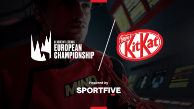 "Photo of KITKAT BECOMES MAIN PARTNER OF THE LEC 2021 AND LAUNCHES ""MISSION CONTROL"" WITH SPORTFIVE – European Gaming Trade Information"