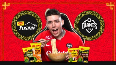 Photo of Vodafone Giants unveils partnership with MAGGI FUSIAN