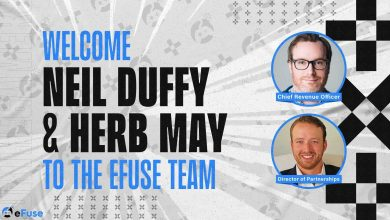 Photo of eFuse expands senior workforce with Neil Duffy and Herb Might appointments