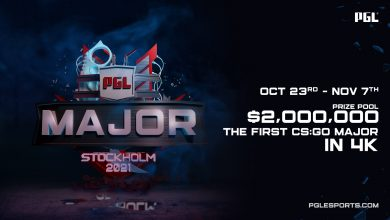 Photo of PGL to host 2021 CS:GO Main in Stockholm