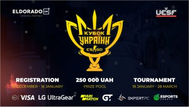 Photo of Ukrainian Esports Federation launches first ever Ukrainian Esports Cup – European Gaming Trade Information