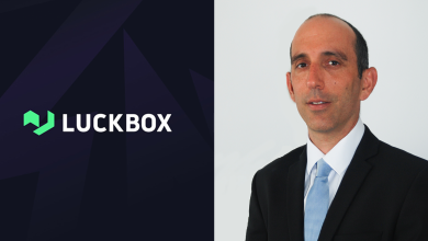 Photo of Luckbox hires Ran Kaspi as Chief Monetary Officer