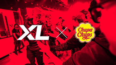 Photo of EXCEL ESPORTS broadcasts Chupa Chups partnership