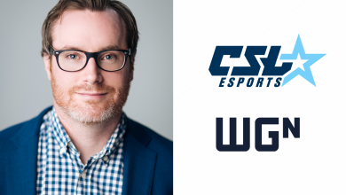 Photo of CCO Neil Duffy pronounces his departure from CSL Esports