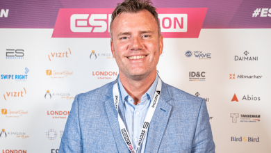 Photo of Former ESL Director Charlie Allen launches industrial esports company