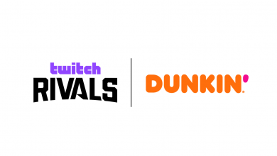 Photo of Twitch Rivals brews up Dunkin' collaboration