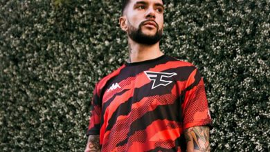 Photo of FaZe companions with Kappa and 433 to create bodily variations of FIFA 21 equipment
