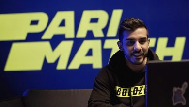 Photo of Coldzera named Parimatch international esports ambassador