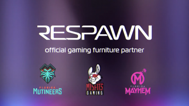 Photo of RESPAWN Merchandise turns into furnishings companion of Misfits Gaming Group