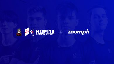 Photo of Misfits Gaming Group enters strategic partnership with Zoomph