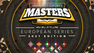 Photo of College Esports Masters broadcasts 2021 format adjustments
