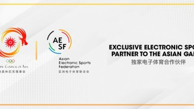 Photo of OCA and AESF agree partnership for 2022 Asian Video games