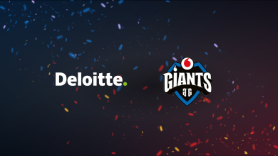 Photo of Vodafone Giants companions with Deloitte Gaming