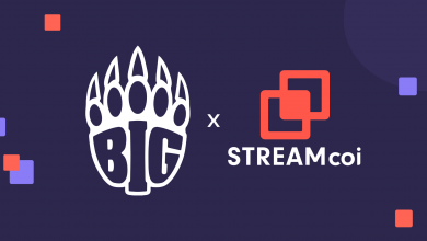 Photo of BIG faucets Streamcoi's administration platform in new partnership