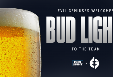 Photo of Evil Geniuses pronounces Bud Mild partnership