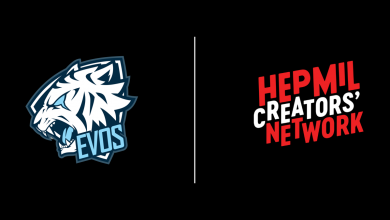 Photo of EVOS Esports be a part of forces with Hepmil Creators' Community