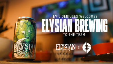Photo of Evil Geniuses unveils partnership with Elysian Brewing