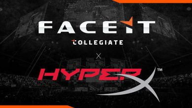 Photo of FACEIT reveals HyperX as first sponsor of collegiate leagues