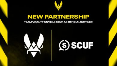 Photo of TEAM VITALITY REVEALS PARTNERSHIP WITH SCUF – European Gaming Trade Information
