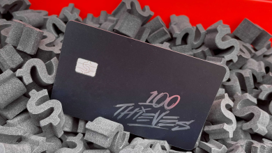 Photo of 100 Thieves collaborates with Money App to launch Money Card