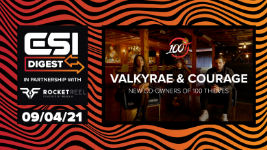 Photo of CouRage and Valkyrae change into 100 Thieves co-owners, BMW broadcasts esports manga | ESI Digest #37