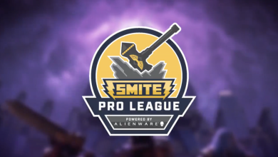 Photo of SMITE Professional League powers up with Alienware partnership