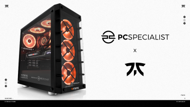 Photo of Fnatic extends partnership with PCSpecialist