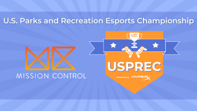 Photo of Mission Management companions with HyperX, launches U.S. Parks and Recreation Esports Championship