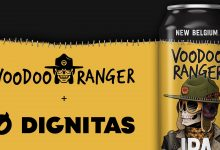 Photo of Dignitas and Voodoo Ranger IPA brew partnership