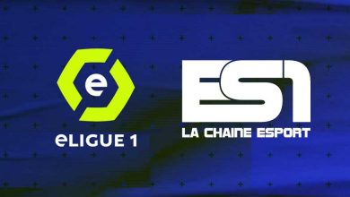 Photo of ES1 named French broadcaster of eLigue 1 2021