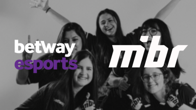 Photo of Betway expands MIBR partnership, joins forces with feminine CS:GO group