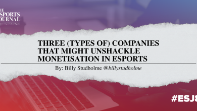 Photo of Three (varieties of) firms that may unshackle monetisation in esports