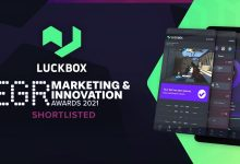 Photo of Actual Luck Group Ltd's Luckbox shortlisted for 2 EGR Advertising & Innovation Awards