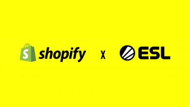 Photo of Shopify and ESL Gaming announce partnership